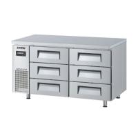 Стол морозильный Turbo air KUF15-3D-6