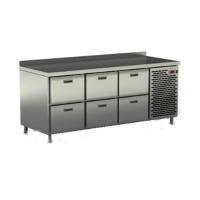 Стол морозильный Cryspi СШН-6,0 GN-1850