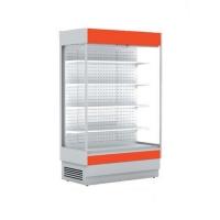 Горка холодильная Cryspi ALT N S 2550 led с выпаривателем с боковинами