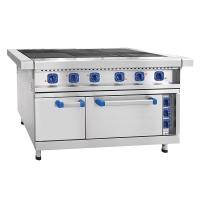 Плита электрическая 6-ти конфорочная Abat ЭП-6ЖШ-Э (эмалированная духовка)