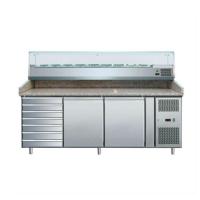 Стол холодильный для пиццы Koreco SPZ 2610 TN