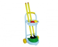 Игра Мини-гольф с тележкой