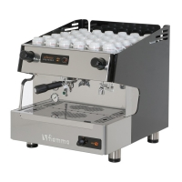Кофемашина Fiamma Atlantic I PCI NV