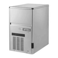 Льдогенератор Simag SDN 25 (ст.артикул SD 22)
