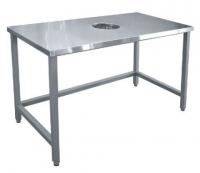 Стол для сбора отходов ССО-1