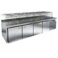 Холодильный стол Hicold GN 1111/TN LT SH