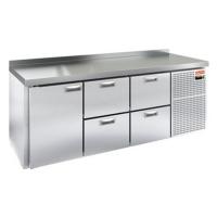 Холодильный стол Hicold GN 122/TN LT SH