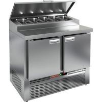 Стол холодильный для пиццы PZE2-11/GN