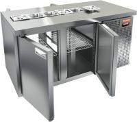 Стол холодильный для салатов SL2T -11/GN