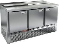 Стол холодильный для салатов SLЕ1-111/GM