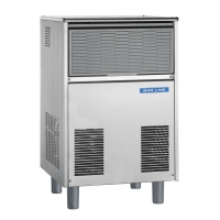 Льдогенератор Scotsman BF 80 WS