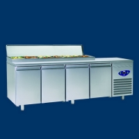 Стол холодильный TSM4PT