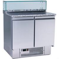 Стол холодильный для пиццы TS2PZG-S
