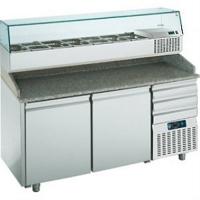 Стол холодильный для пиццы PTR16C3