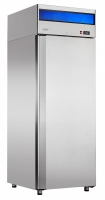 Шкаф холодильный низкотемпературный ШХн-0,5-01 нерж