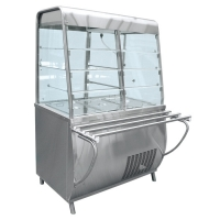 Прилавок-витрина холодильный ПВВ-70Т-С