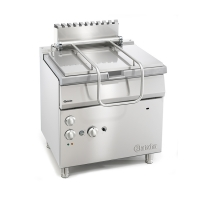 Опрокидывающаяся сковорода электрическая Bartscher 296675
