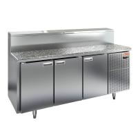 Холодильный стол Hicold PZ1-111/GN (1/3H) камень