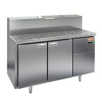 Холодильный стол Hicold PZ2-11/GN (1/6H) камень