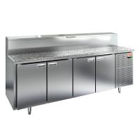 Холодильный стол Hicold PZ2-1111/GN (1/6H) камень