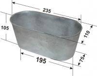 Хлебная форма №10а