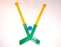 Набор для хоккея с шайбой