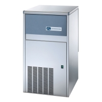 Льдогенератор кубикового льда NTF SL 110A
