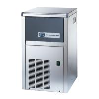 Льдогенератор кубикового льда NTF SL 35W