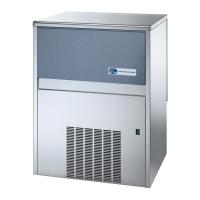 Льдогенератор кубикового льда NTF SL 70W