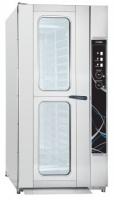 Шкаф расстоечный тепловой ШРТ-16М (черный дизайн, два стекла)
