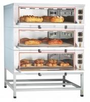 Шкаф пекарский подовый ЭШП-3КП электрический