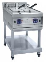 Фритюрница электрическая кухонная на подставке ЭФК-90/2П
