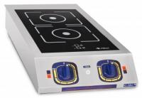 Плита индукционная 2-х конфорочная КИП-2Н