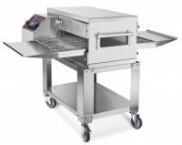 Печь электрическая для пиццы ПЭК-400 с дверцей