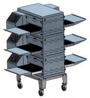 Подставка ПП-400-01 для печи ПЭК-400
