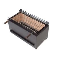 Гриль барбекю на древесном топливе Vortmax HB 313 SHASHLIK Black