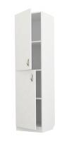Шкаф для белья 1 секция (М-100)