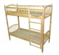 Двухъярусная детская кровать Ангелина