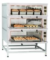 Шкаф пекарский электрический ЭШП-3-01(270 °C) подовый