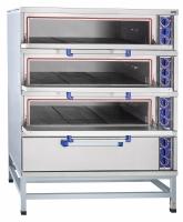 Шкаф электропекарный четырехсекционный ЭШ-4К