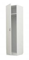 Шкаф для кабинета личной гигиены одностворчатый (М-111)