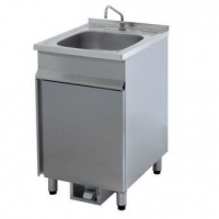 Ванна-раковина с педалью ВРН-600с/п