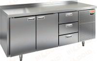 Холодильный стол Hicold GN 113/TN