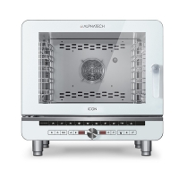 Пароконвектомат электрический ALPHATECH  ICET051, кондитерские полки ISP464