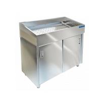 Стол-тумба для выкладки соков на льду Техно-ТТ СП-534/1200