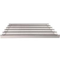 Противень Apach 600x400 алюминиевый с перфорацией для багетов