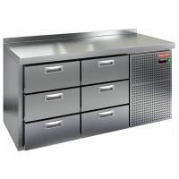 Холодильный стол Hicold GN 33 BR3 TN