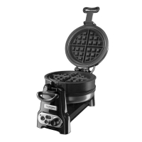 Вафельница KitchenAid 5KWB110EOB черная