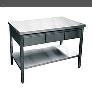 Стол с выдвижными ящиками СТН-7-1