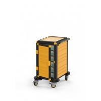 Тележка для перевозки термоподносов 2075-S3D-39